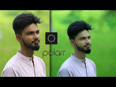 How To Edit Photo's On POLARR