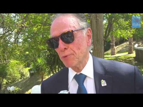ATR speaks with Rio 2016 President Carlos Nuzman