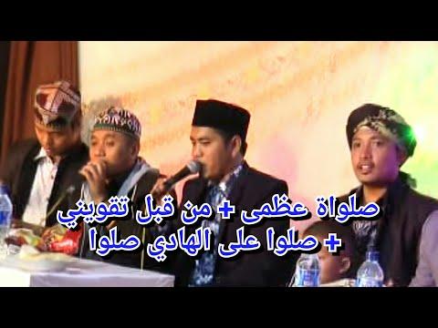Abu turob sholawatun udma + min qobli taqwini + sollu alalhedi sollu
