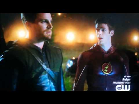arrow and flash meet