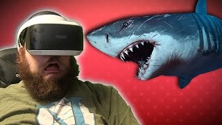 Diction vs PSVR: SHARK ATTACK!