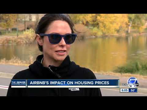 Airbnb's impact on housing prices in Denver