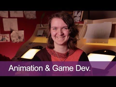 Digital Animation and Game Development Programs – NSCC