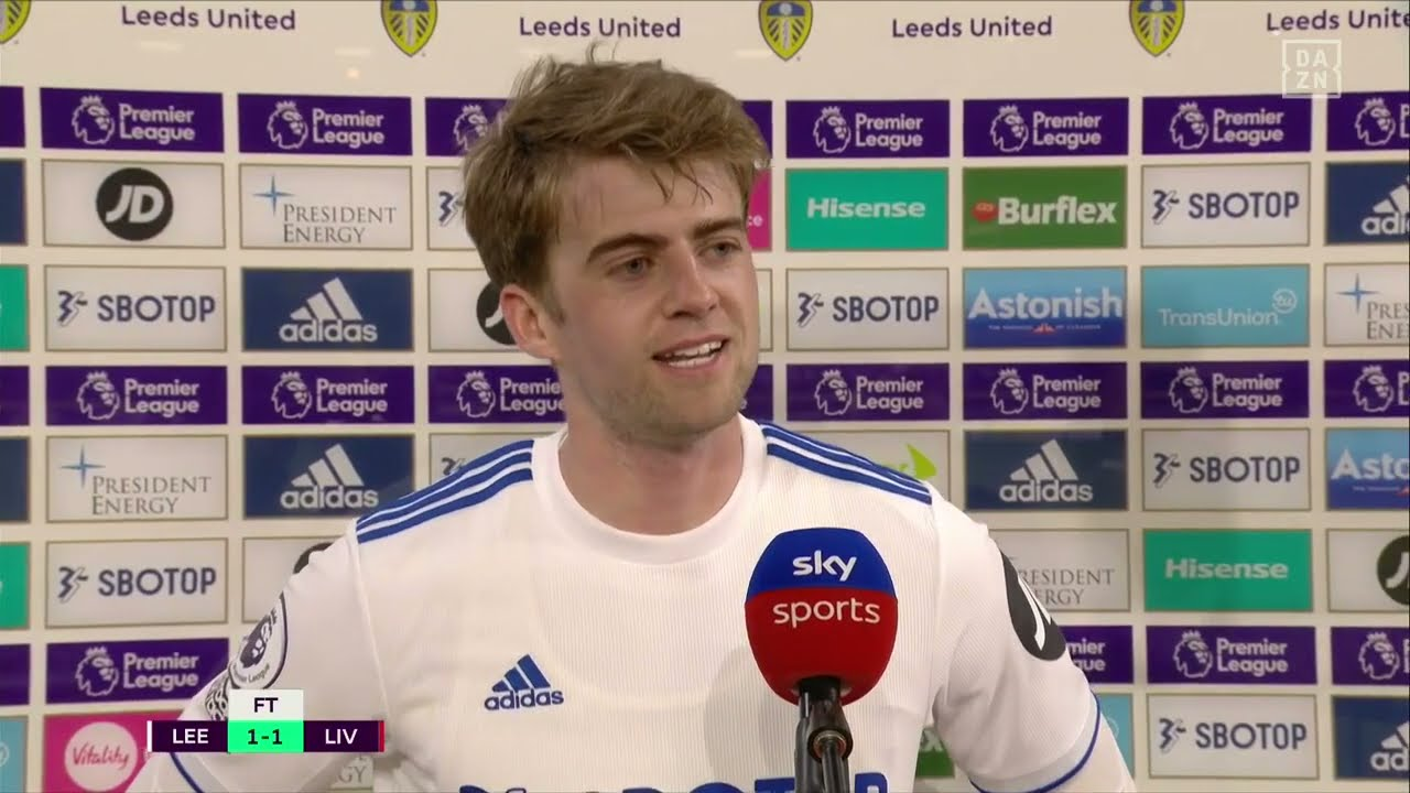 Download Patrick Bamford Shares Thoughts On Proposed Super League