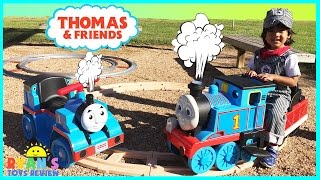 Thomas The Tank Engine Power Wheels Ride On Train For Kids Thomas And Friends Toy Trains And Cars
