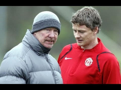 What Alex Ferguson said about Ole Gunnar Solskjaer after he left Man Utd Reserves