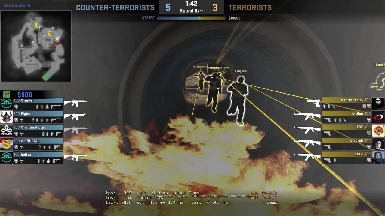CSGO Bug Finally Fixed – Molotov Counter Works - Esportsranks