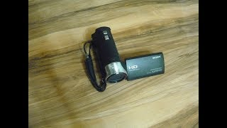 art Manij ВИДЕО ОБЗОР Видеокамера Sony HDR-CX405  сравнение с Canon