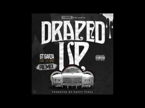 GT Garza - Draped Up [Remix] Feat. Lil Keke