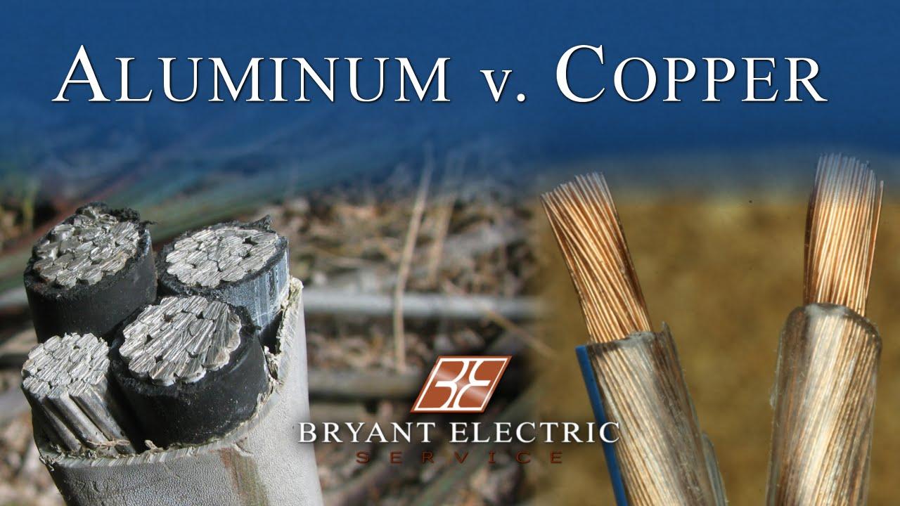 medium resolution of house wiring aluminum wire