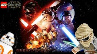 Прохождение игры ЛЕГО Звездные войны Пробуждение Силы часть 2