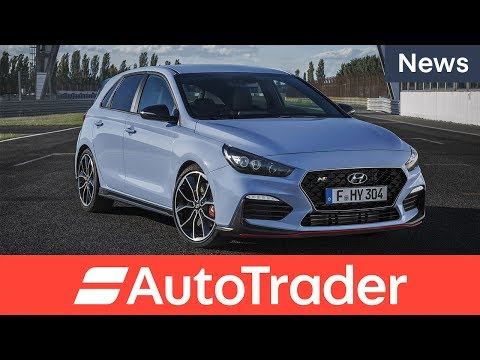 Hyundai reveal N hot hatch and Fastback coupe