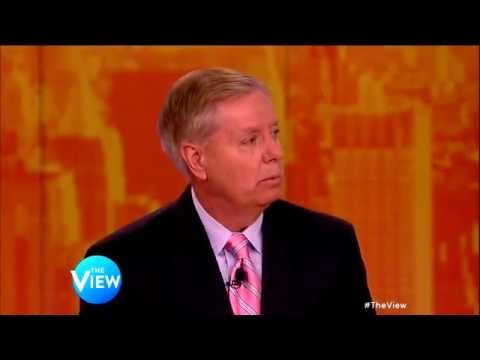 Lindsey Graham has sold his soul to Trump