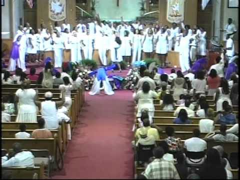 Citadel of Praise Detroit 9 Year Annv Praise Dancers/Music Ministry