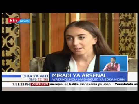 Miradi ya Arsenal nchini Kenya
