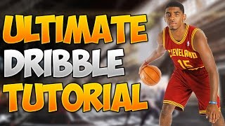 NBA 2K17 ULTIMATE DRIBBLE TUTORIAL!! DRIBBLING SECRETS REVEALED! (Best Dribble Moves) | PeterMc