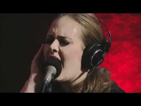 Adele - Turning Tables live on QTV (HD)