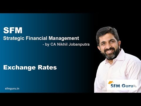 Exchange Rates (Forex - Direct & Indirect Quotes) | CA Final SFM (New Syllabus) Classes & Videos