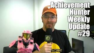 Achievement Hunter Weekly Update: Ep. 29 - Week of September 20th, 2010 | Rooster Teeth