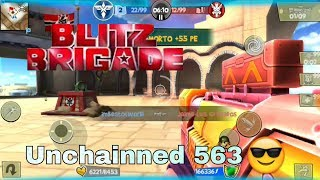 Blitz Brigade - Gameplay with unchainned 563