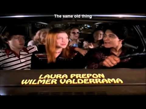 That 70s show Opening (with lyrics)