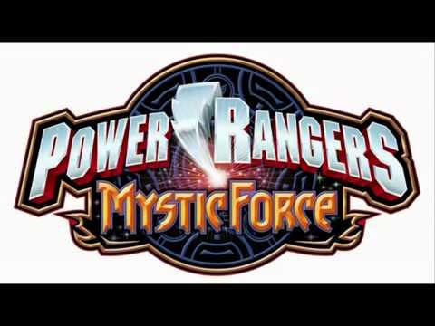 Power Rangers Mystic Force Logo