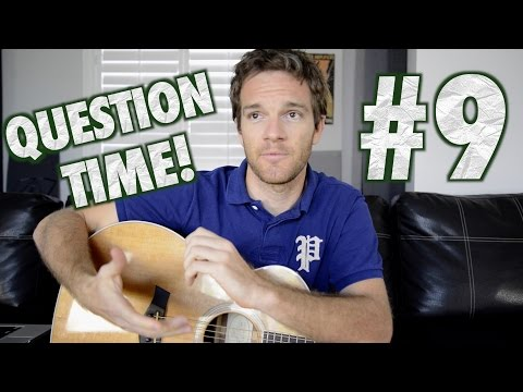 Question Time! Songwriting, Multi-Instruments and Andrew Bird