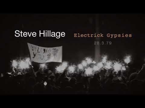 Steve Hillage - Electrick Gypsies (from Düsseldorf)