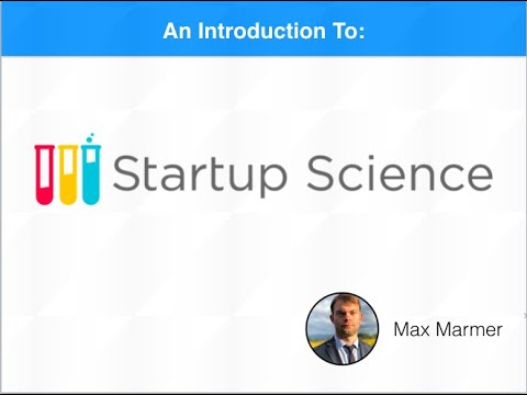 An Introduction to Startup Science
