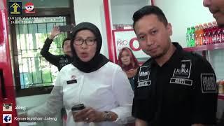 Pengukuhan Satgas Kamtib di Nusakambangan [08 Mei 2018]
