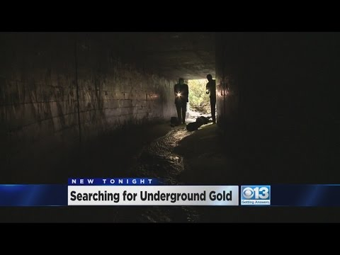 Would-Be Prospectors Busted Mining For Gold Under Old Town Auburn Restaurant