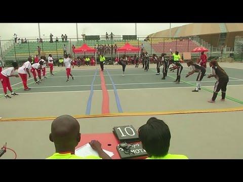 Congo, Le Nzango en super star aux Jeux Africains