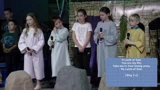 "Kid's 4 Christ, ""Palm Sunday"""