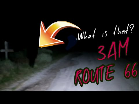 (SKiNWaLkER) CAUGHT ON CAMERA? 3@m Route 66 Challenge