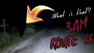 (SKiNWaLkER) CAUGHT ON CAMERA? 3@m Route 66 Challenge