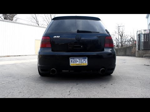 homepage tile video photo for VW Golf R32 DIY Projects