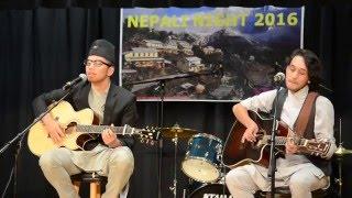 Maya (Uglyz) - Live by Nishant and Yugdeep