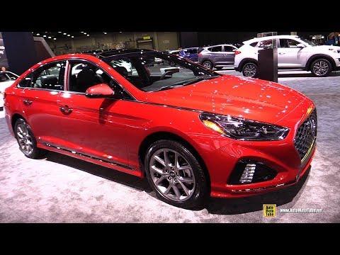 2020 Hyundai Sonata Spied Undisguised
