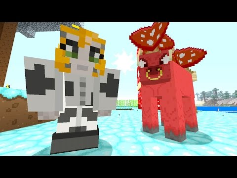 Minecraft Xbox - Quest To Have A Bath (142)