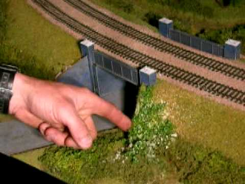 Model Railway Scenery Part 2