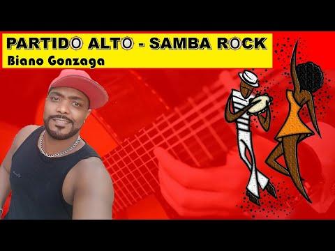 PARTIDO ALTO & SAMBA ROCK Ao Vivo Show Acústico de Barzinho no Rio de Janeiro