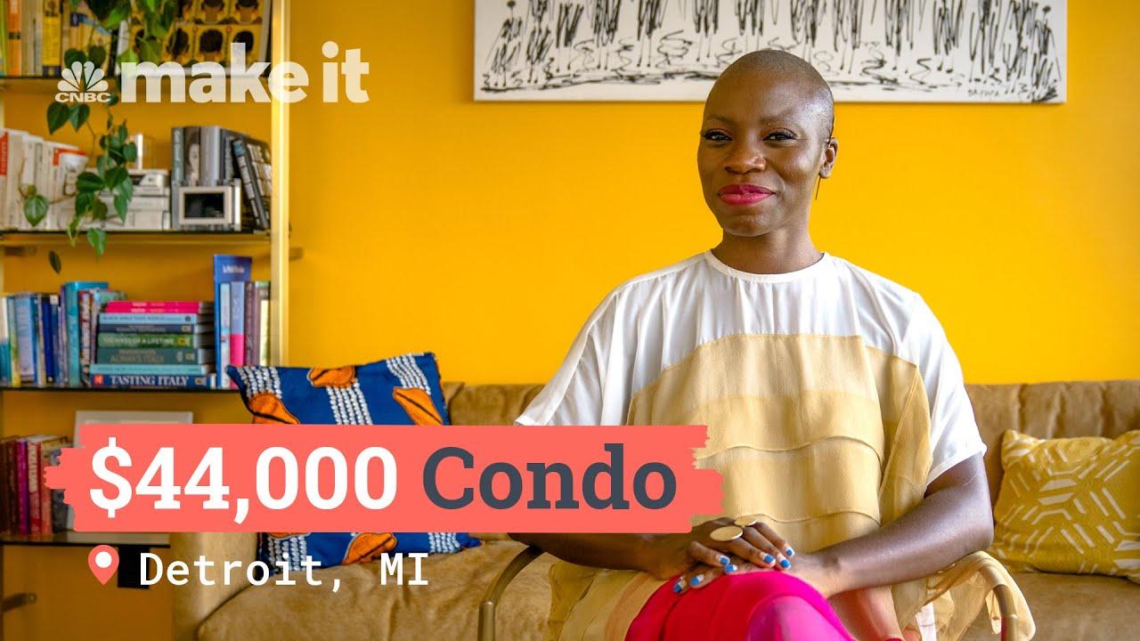 Living In A $44K, All Cash Condo In Detroit, MI   Unlocked