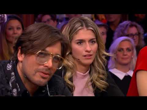RTL Late Night - The Voice Of Holland Coaches Anouk Waylon Sanne & Ali B