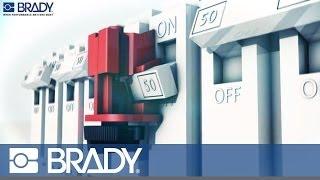 Brady Lockout Tagout Device Movie: Universal multi pole breaker lockouts
