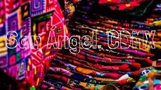 San Ángel CDMX / Artesanías Mexicanas - Un día con D y A