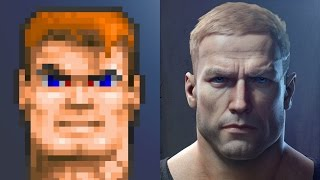 Evolution of Video Game Graphics 1952 - 2015