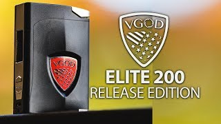 UNBOXING THE ELITE 200W BOX MOD | SERIALIZED RELEASE EDITION.mp3