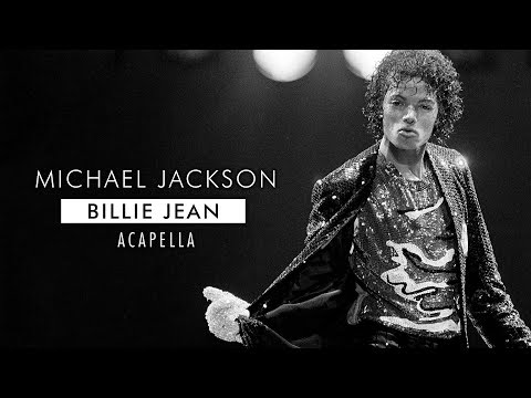 Michael Jackson - Billie Jean [Mastered Acapella]