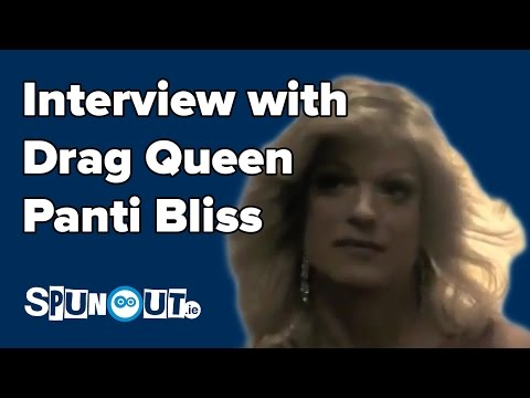 Interview with Drag Queen Panti Bliss - SpunOut.ie