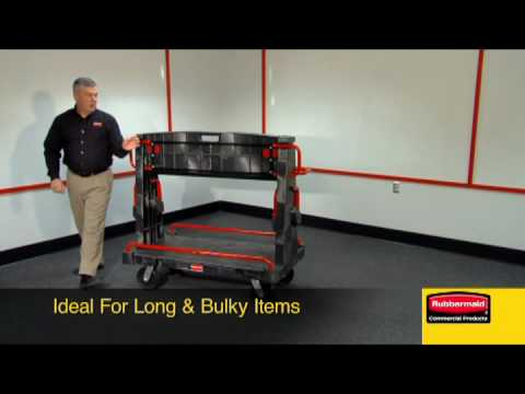 Rubbermaid Commercial ProductsConvertible A Frame Trucks